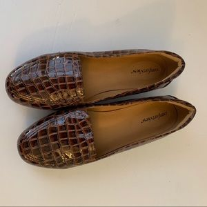 New comfortview ladies loafers/flats size 11W